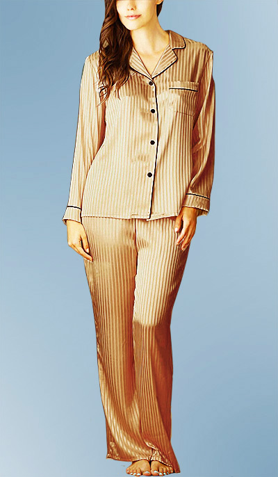 Pajamas  Make Your Bedtime Luxurious Relaxed Quality and Refreshing  Lubas Fashions
