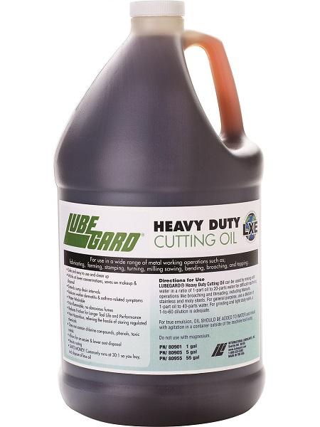 Water Soluble Oil : water, soluble, Heavy, Water, Soluble, Cutting, Lubegard