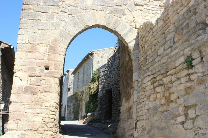 Rue de saignon