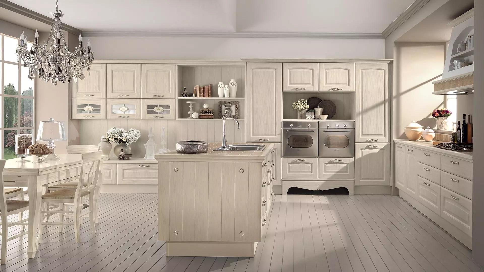 Cucina rustica le soluzioni classiche di Lube Store per arredare  Lube Store Milano  Le