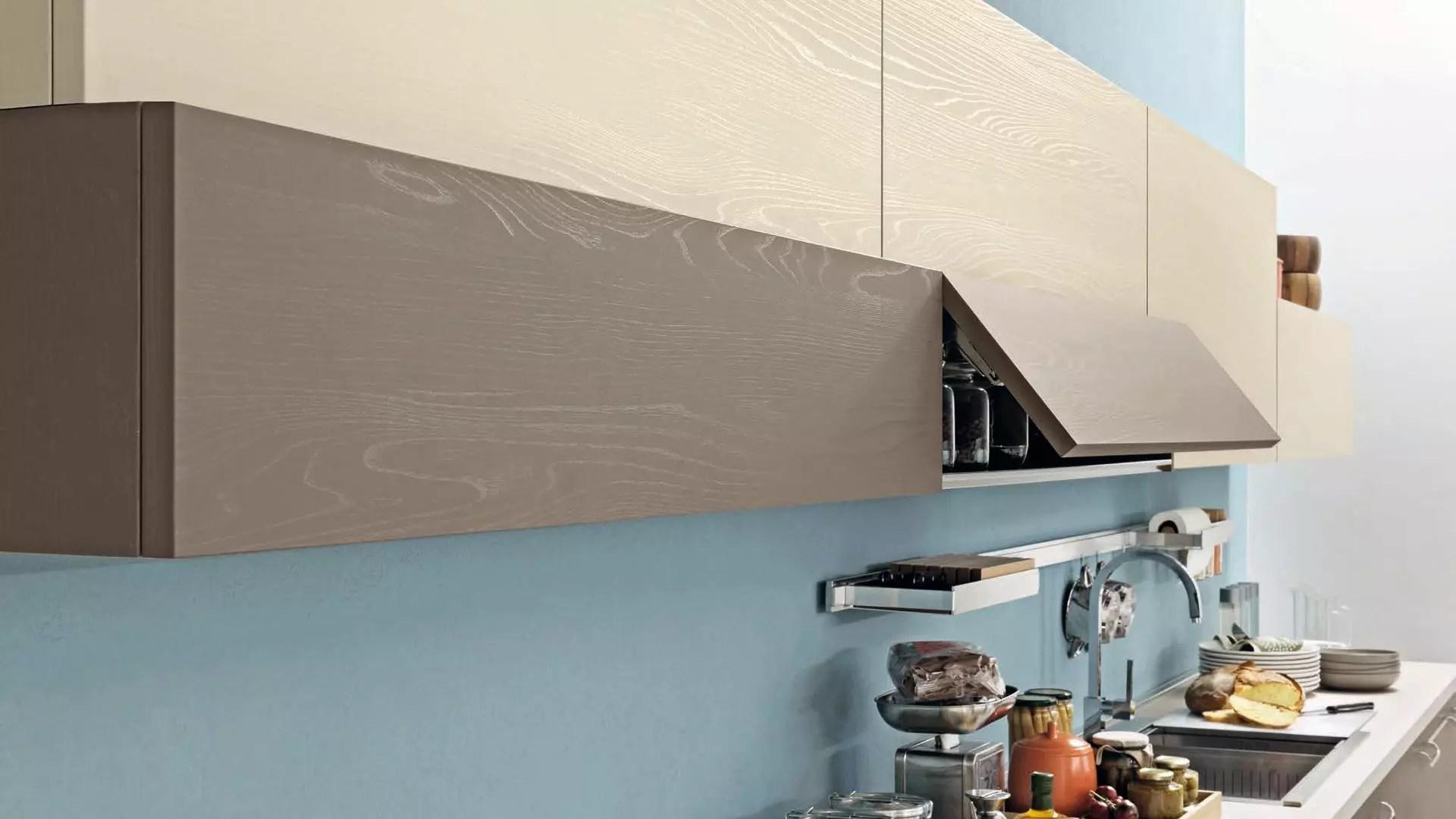 I consigli per scegliere i pensili per la cucina senza sbagliare  Lube Store Milano  Le Cucine