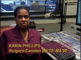 Karin Phillips, KYW Newsradio