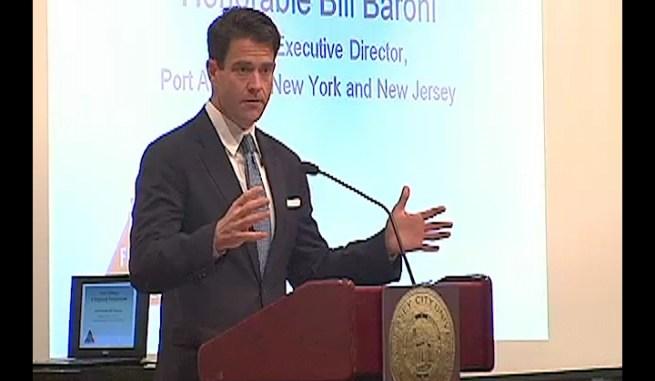 Bill Baroni, deputy executive director, Port Authority of NY/NJ
