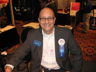 Steve Lubetkin at Bank Horizons 2010