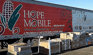 Food Bank of South Jersey HopeMobile