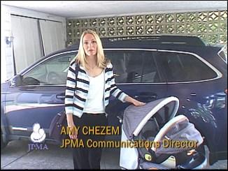 Amy Chezem of JPMA in new travel safety video