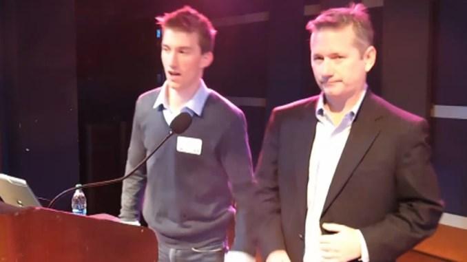 Ed Sullivan and Ed Sullivan, founders of G2Link