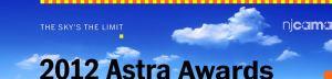 NJCAMA 2012 Astra Awards Logo