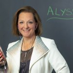 Alyssa Zeff, vice president, Davis & Company, Glen Rock, NJ
