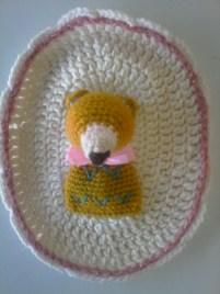 Portrait en crochet