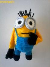 Bob le mion crochetfil