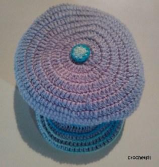 casquette bb crochetfil 1
