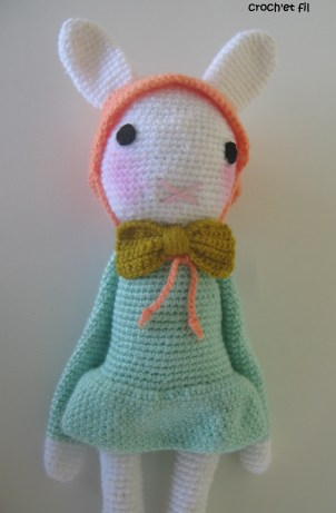 joséphine lapine en crochet-crochetfil