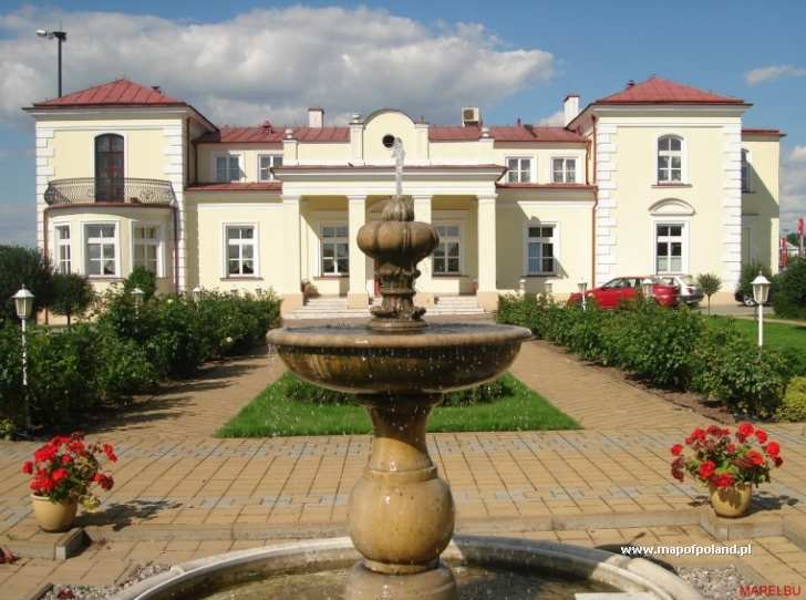 Graf's manor-house - Lublin pictures