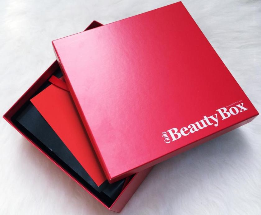Gala Beauty Box im September 2014.