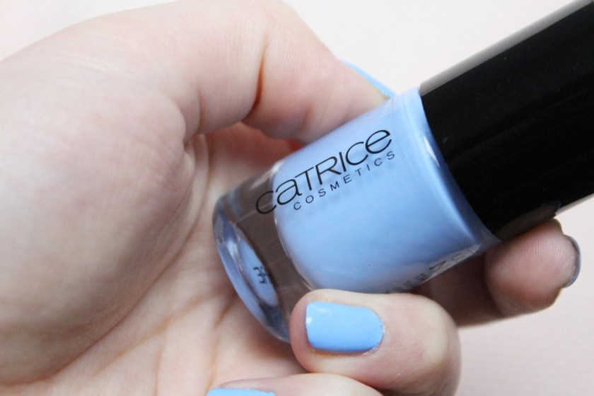 """CATRICE Ultimate Nail Lacquer """"114 The Sky So Fly"""""""