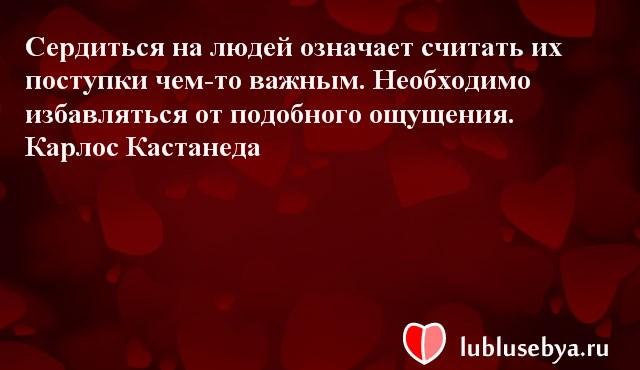 Цитаты. Мысли великих людей в картинках. Подборка lublusebya-19281222042019 картинка 20