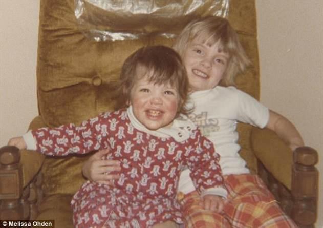Невероятная история Мелиссы Оден, которая выжила после аборта, нашла и простила свою мать