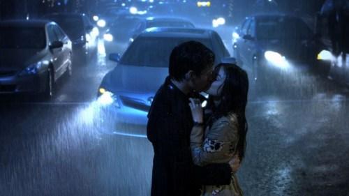 Поцелуй. Остановилось время