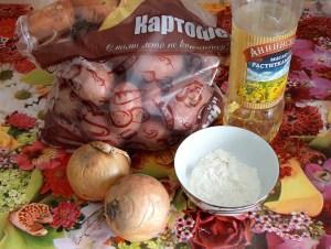 Готовим картофель по-архиерейски
