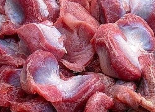 Куриные желудочки очищенные
