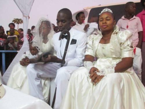 Resultado de imagen de marriage polygamique
