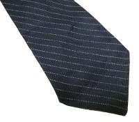 Double RL(RRL) Indigo Regimental Tie    ...