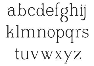 The French type design scene