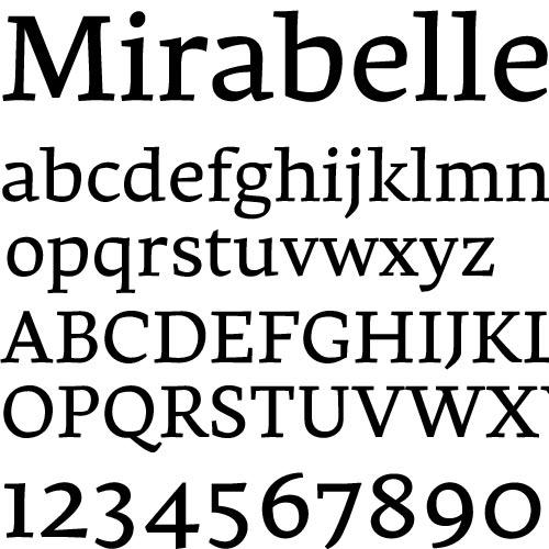 The Italian font scene