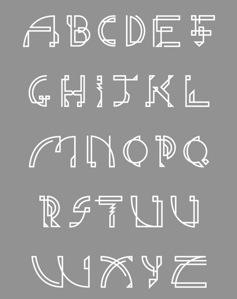 Type design in South Africa