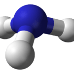 Ammonia-3D-balls-A