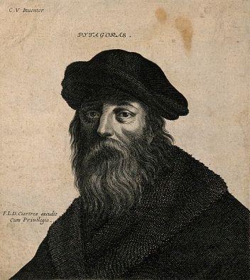 Pythagoras.