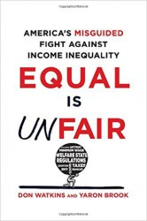 "Yaron Brook @yaronbrook on PBS for ""Equal is Unfair"""