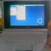Eeeepc, Ubuntu 8.04, HTC P3600, bluetooth