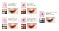 kanebo eyespower use guide 01