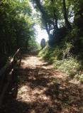 Il sentiero di Comby