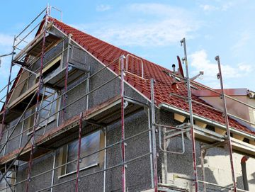 External Insulation - Luca Line Services