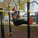 Workout Klimmzug Variationen