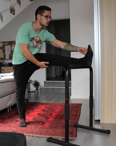 Gewohnheiten Stretching