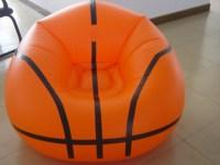 Inflatable basketball sofa, PVC inflatable basketball ...