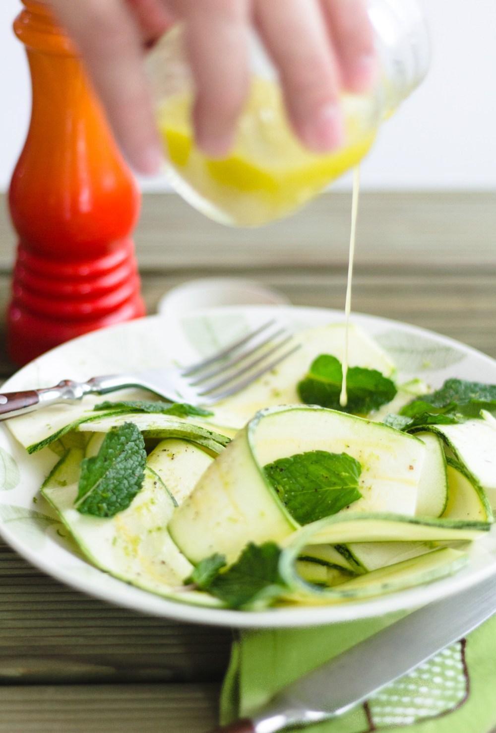 Um livro ao ano – Rita Lobo: 07 Salada de Abobrinha com molho de limão