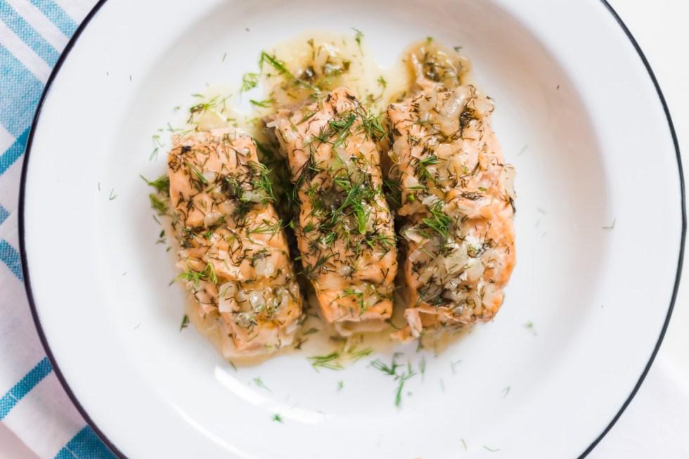 salmão assado 1