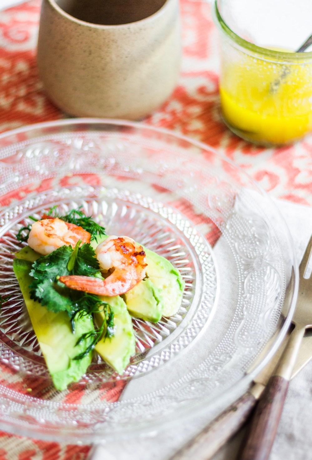 Um livro ao ano – Rita Lobo: 26 Salada de Abacate com camarão