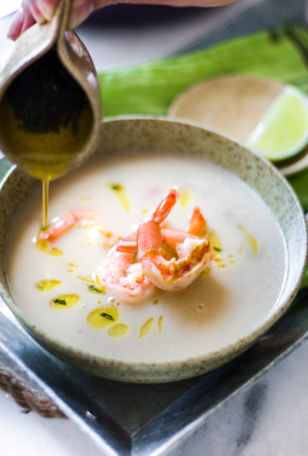 Um livro ao ano – Rita Lobo: 20 Sopa de feijão branco com camarão