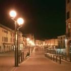 Piazza Ferretto - notte