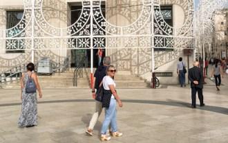 マテーラ-ヴィットリオヴェーネト広場