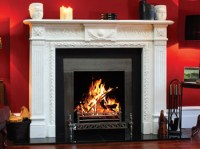 Antiquefireplaces in lucan county dublin lucan stoves