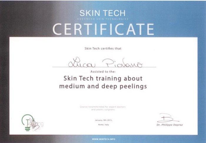 Skin tech 2015