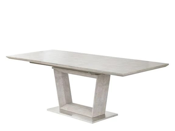 Dining Tables Beton Extending Dining Table Buy At Lucas Furniture Alyesbury