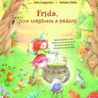 Frida, mica vrajitoare a padurii